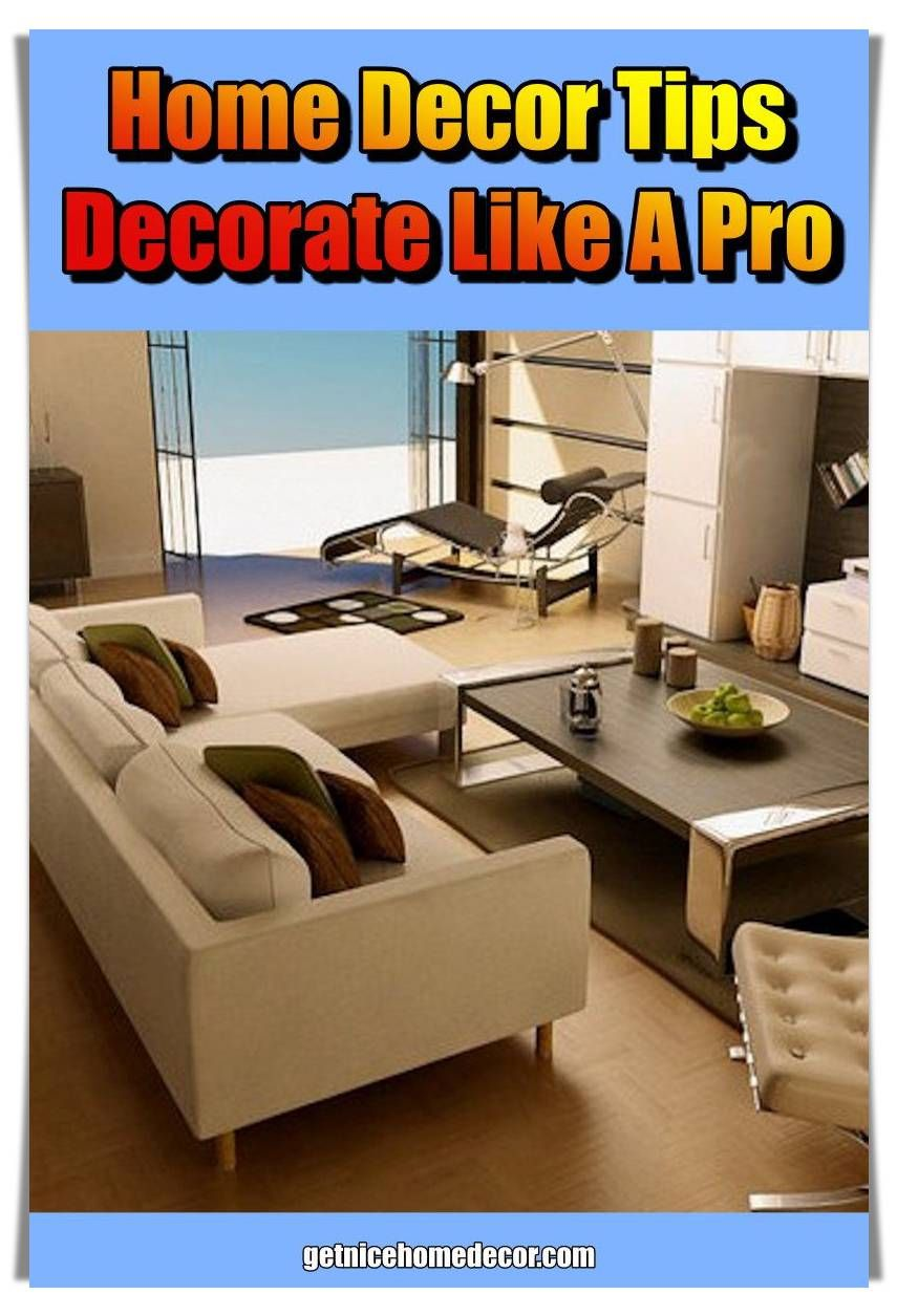 Take a look at these home decor tips that you wonut regret