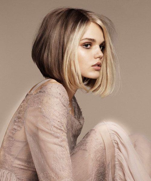 Taglio capelli per ragazze basse