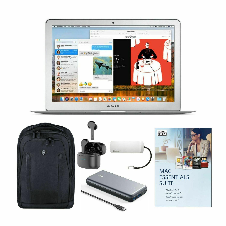 "Apple MacBook Air 13.3"" 128GB SSD, Intel i5 8GB DDR4"