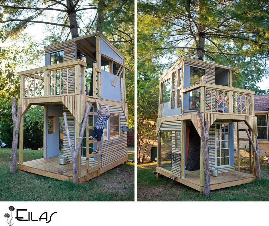 25 DIY Forts to Build With Your Kids This Summer ...