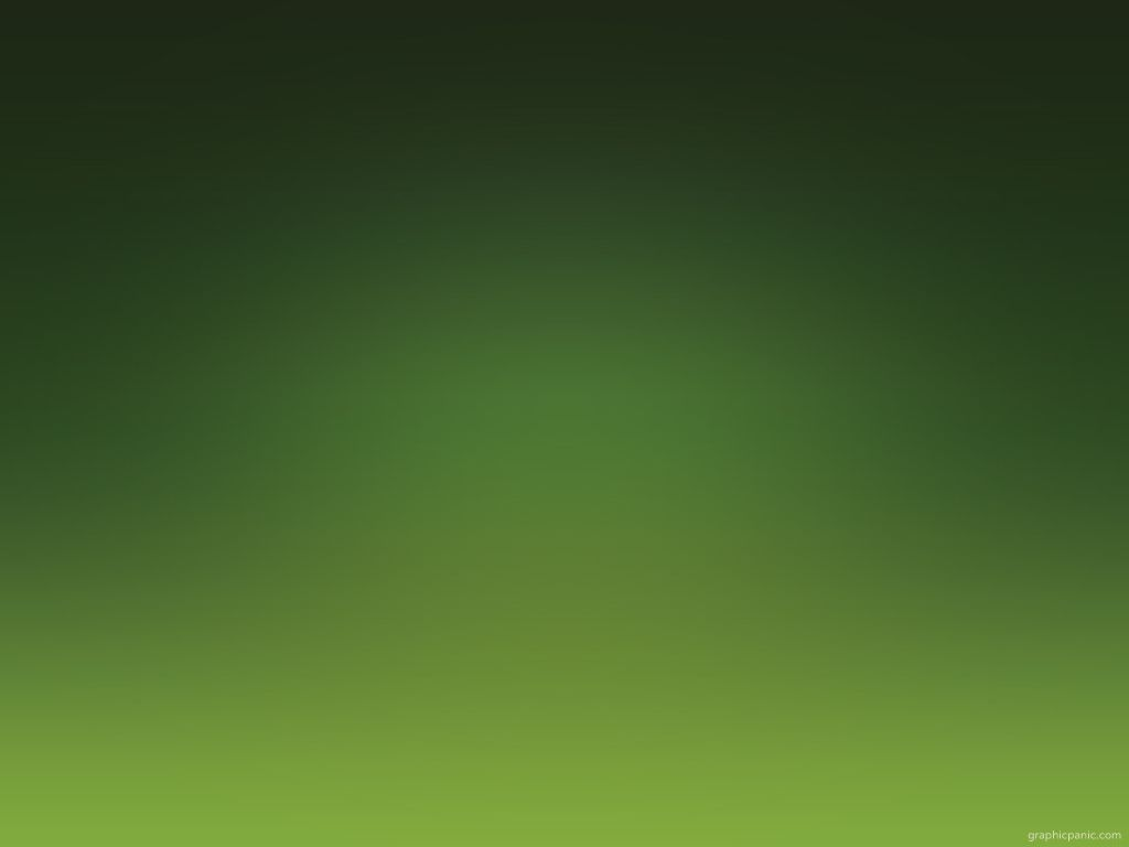 green spotlight background