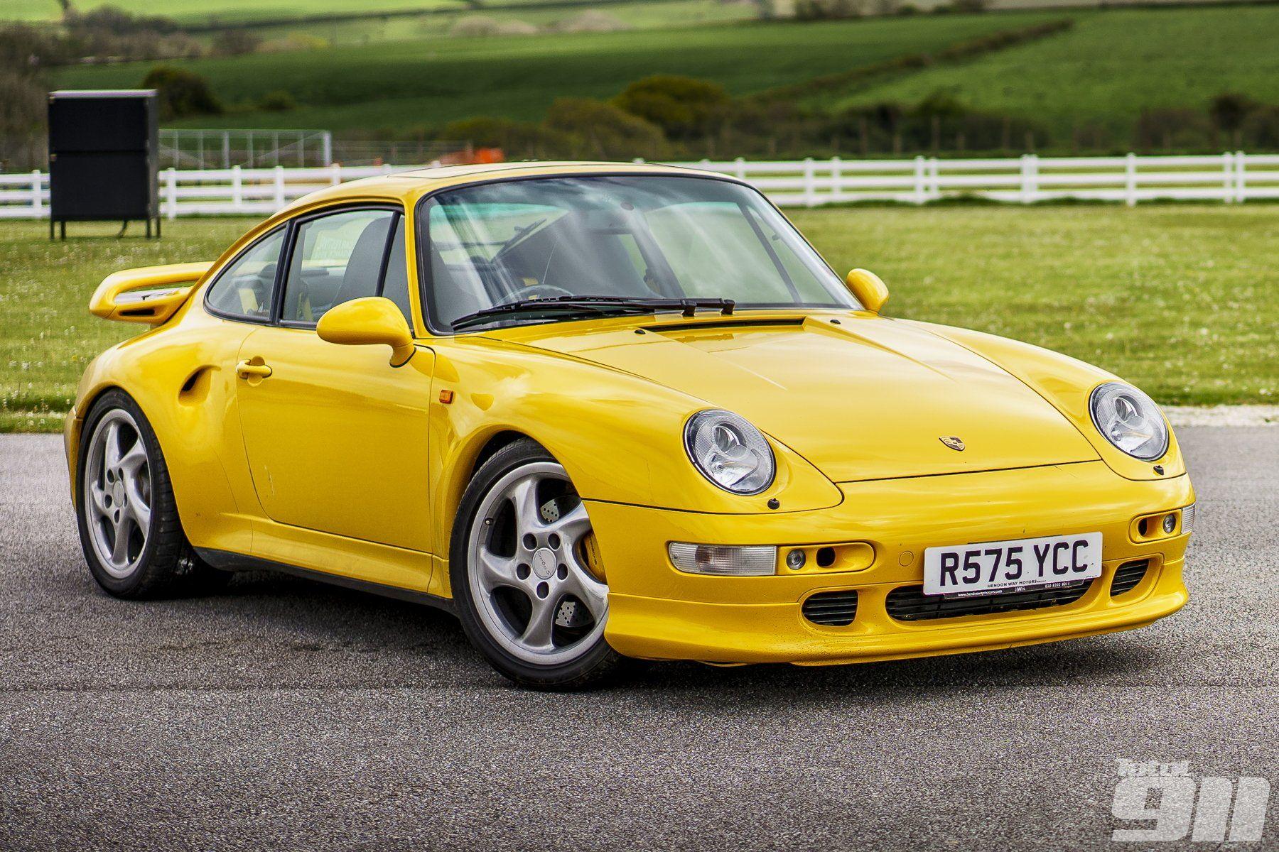 Porsche 993 Turbo S & Carrera S - Google Search | best ...