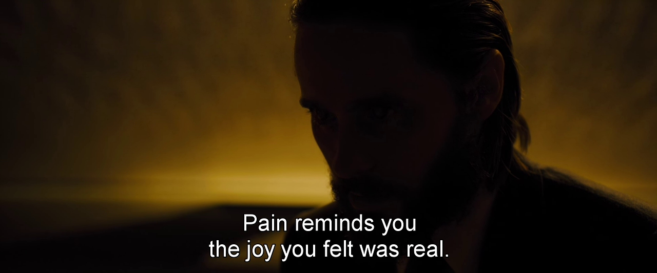 Blade Runner 2049 2017 Movie Quotes Best Movie Quotes Runner Quotes