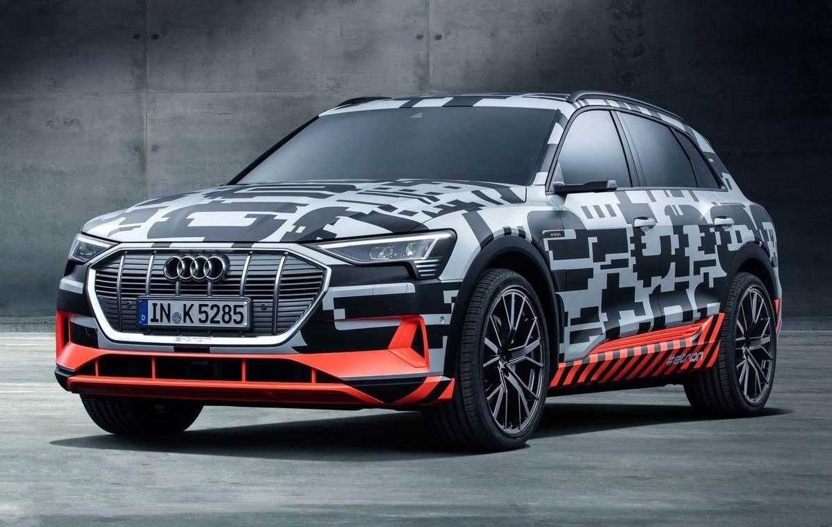 17 Stunning Audi E Tron Quattro In 2020 Audi E Tron Audi Best Electric Car
