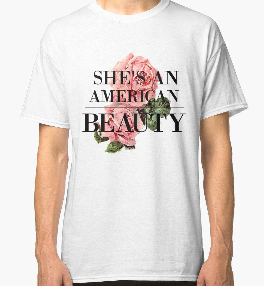 AMERICAN BEAUTY by theLadyofShalot