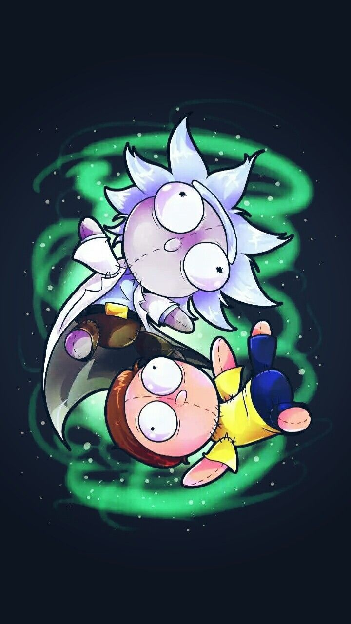 Push Rick e Morty   l     Pinterest   Wallpaper  Cartoon and Anime Push Rick e Morty