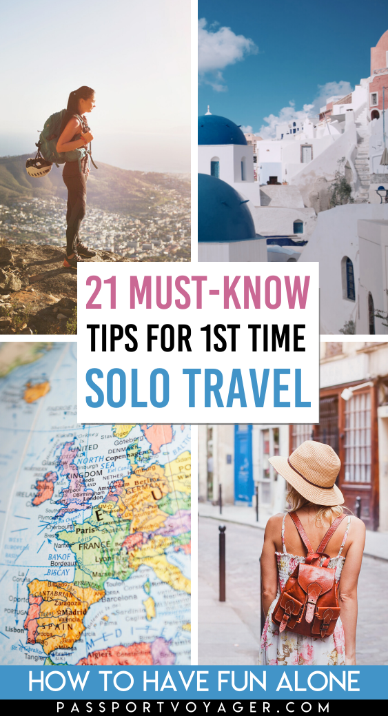 Photo of 21 Must-Know Tips For First Time Solo Travel