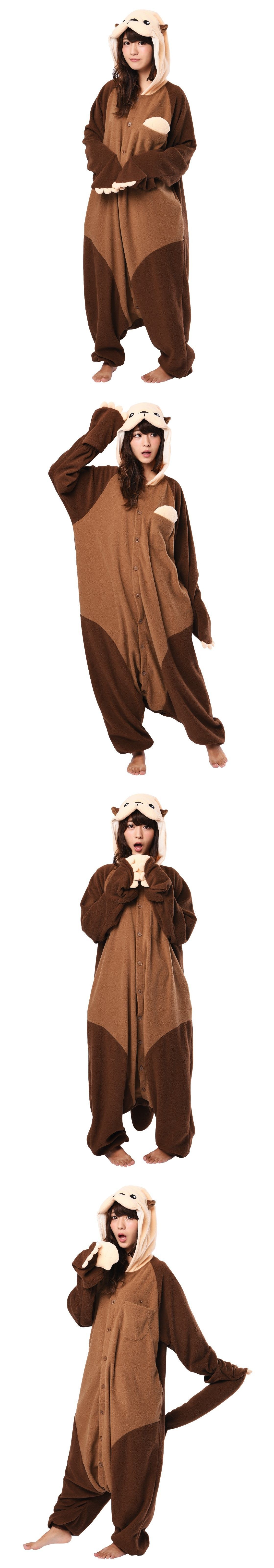 Unisex 86207  Sea Otter Kigurumi - M+ And Xl Halloween Costume From Usa -   BUY IT NOW ONLY   59 on eBay! 913daa053