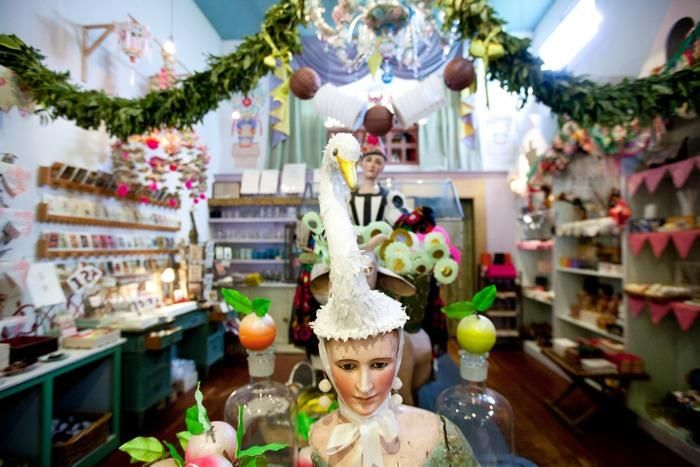 Tail of the Yak in Berkeley - a favorite finery and curio boutique for 20 years - via Remodelista