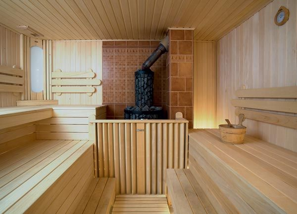 реконструкция бани