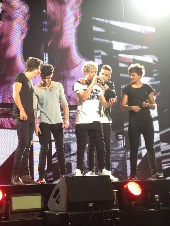 1D TMHT in Atlanta... I was there!!!!!