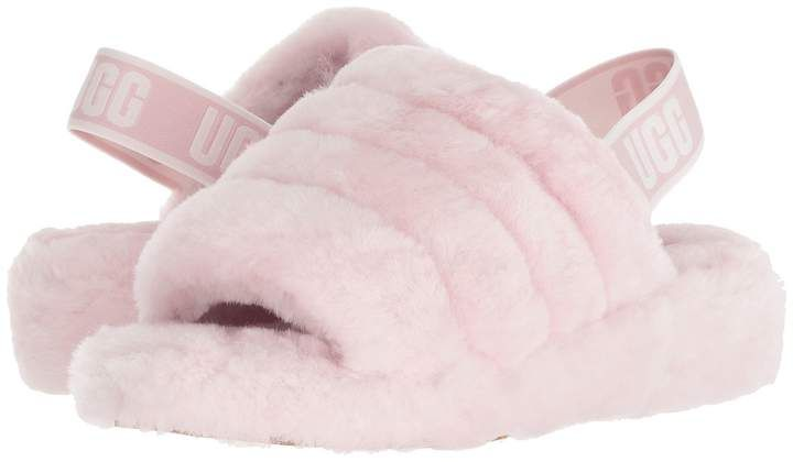 dde4db79167 UGG Fluff Yeah Slide Women's Slippers | Products | Uggs, Shoes, Slippers