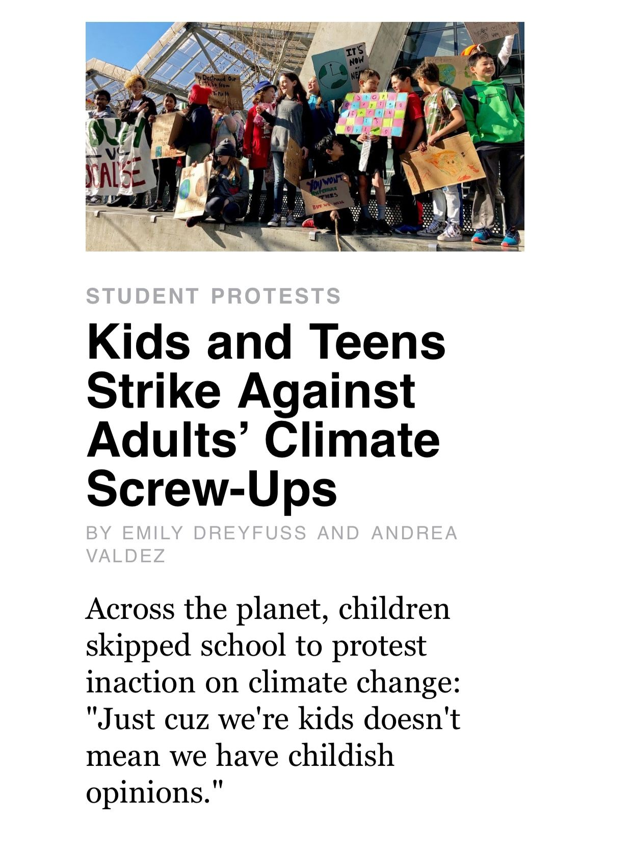 Do You Really Care About Your Family Factually Climatechangeisurgentnow Standup Stepup What Do You Stand Student Protest Social Marketing Climate Change
