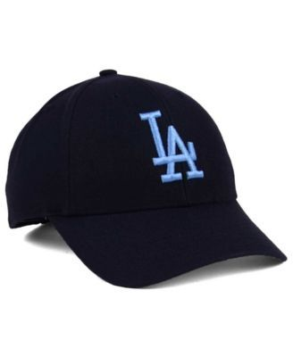 c172e8e69f0c9 47 Brand Los Angeles Dodgers Mvp Cap - Blue Adjustable