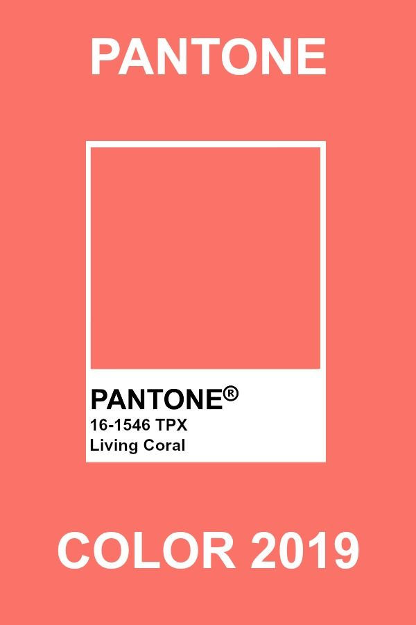 Pantone color of the year 2019 color 2019 in 2019 - 2019 color of the year ...