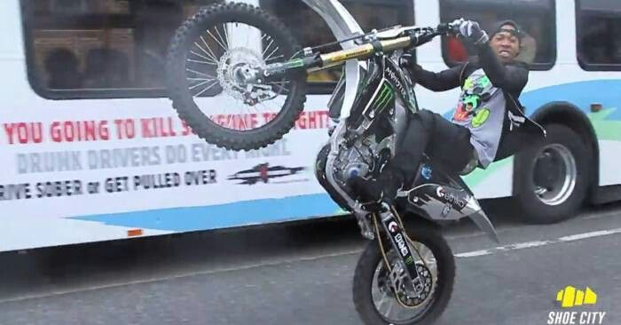 Dirt Bike Wheelies Dirt Bike Bike Life Monster Trucks