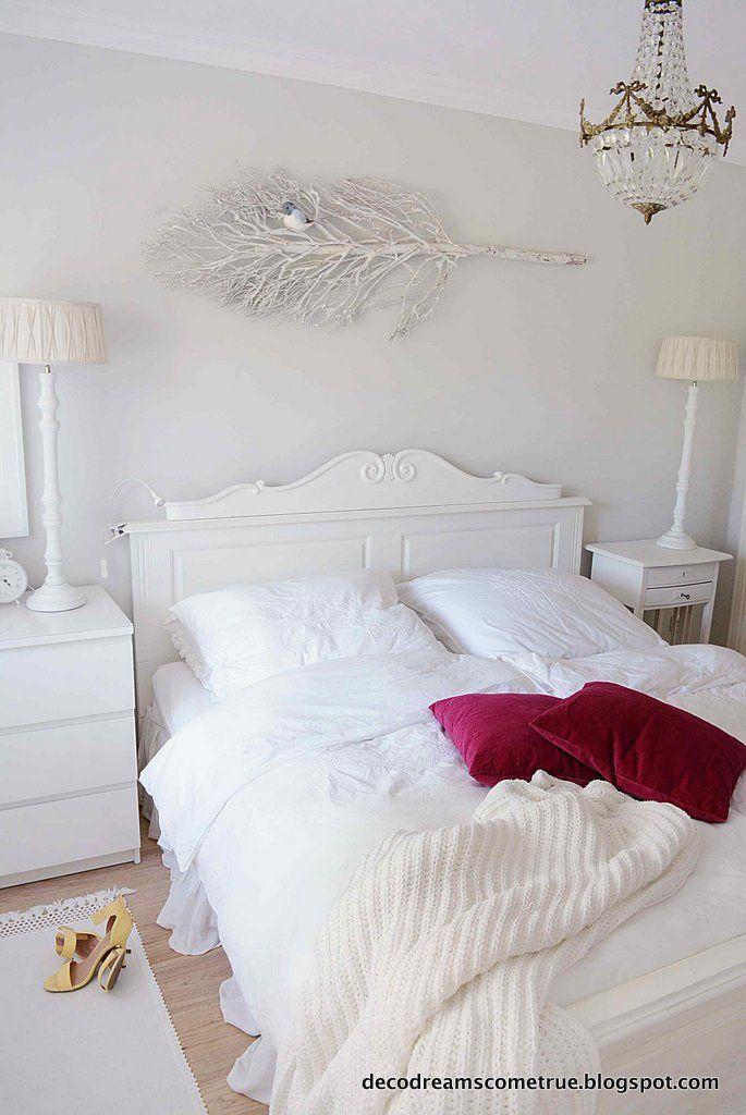Das Schlafzimmer Ist Ein Ruhepol Für Körper Und Geist. Ich Liebe Mein Bett  Und Alles Was Ich Dort Sehe, Wenn Ich Morgens Aufwache.