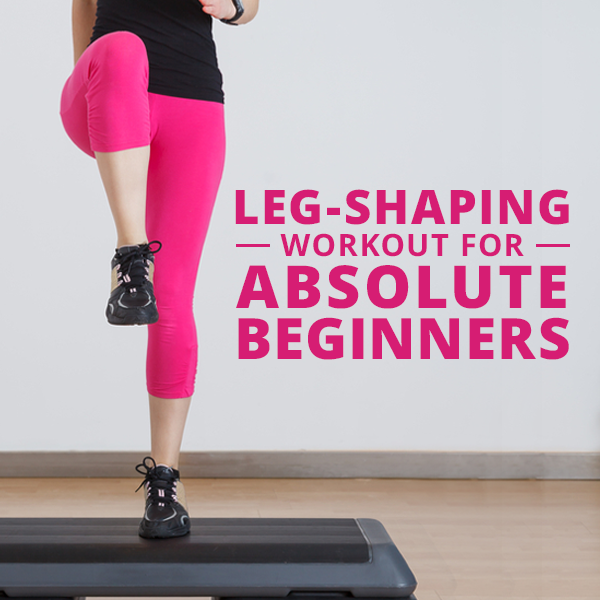 15 Workouts to Slim Down and Shape Up | Shape, Leg ...