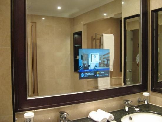 Bathroom Mirror Tv In 2019