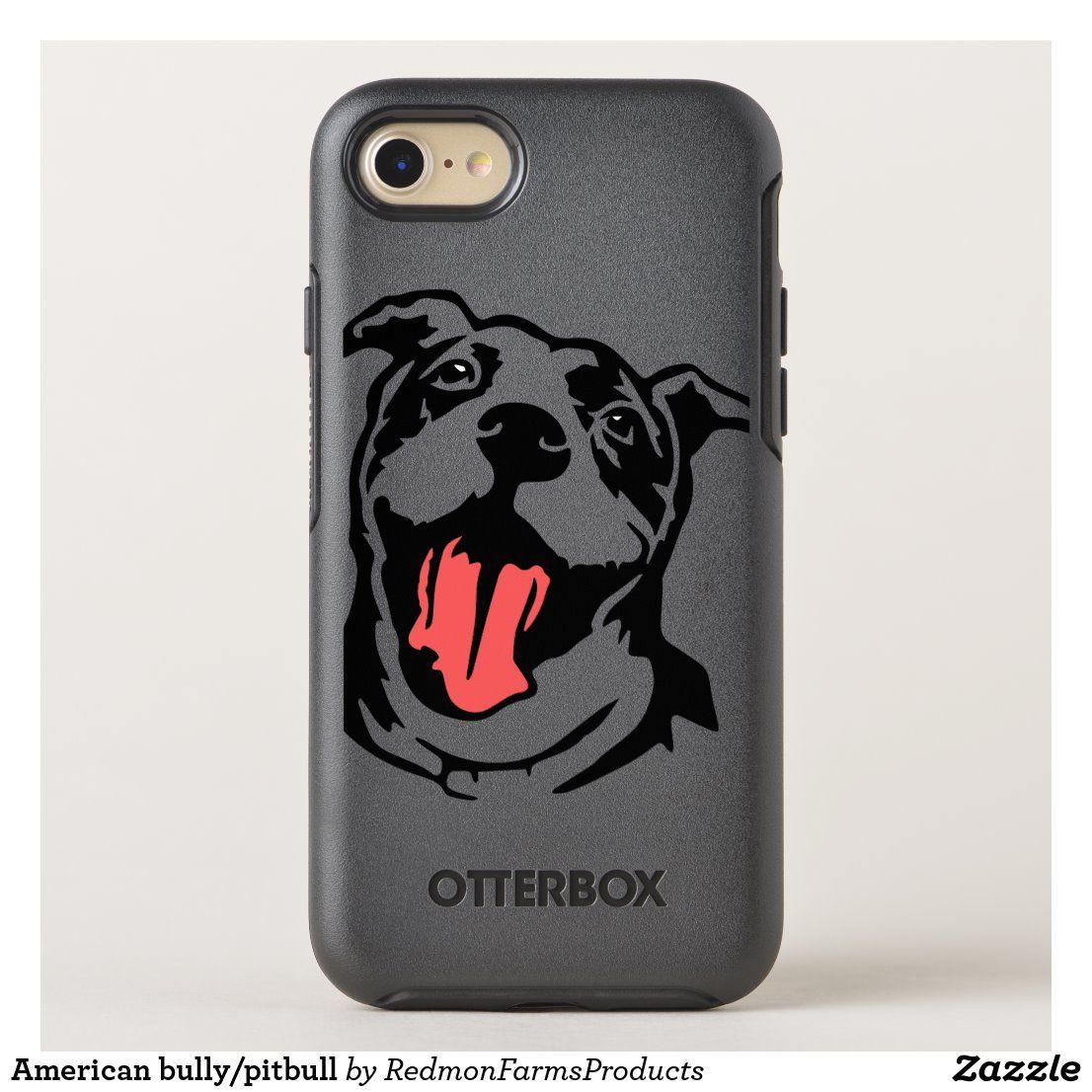 American bully/pitbull OtterBox iPhone case | Zazzle.com  – Phone Cases