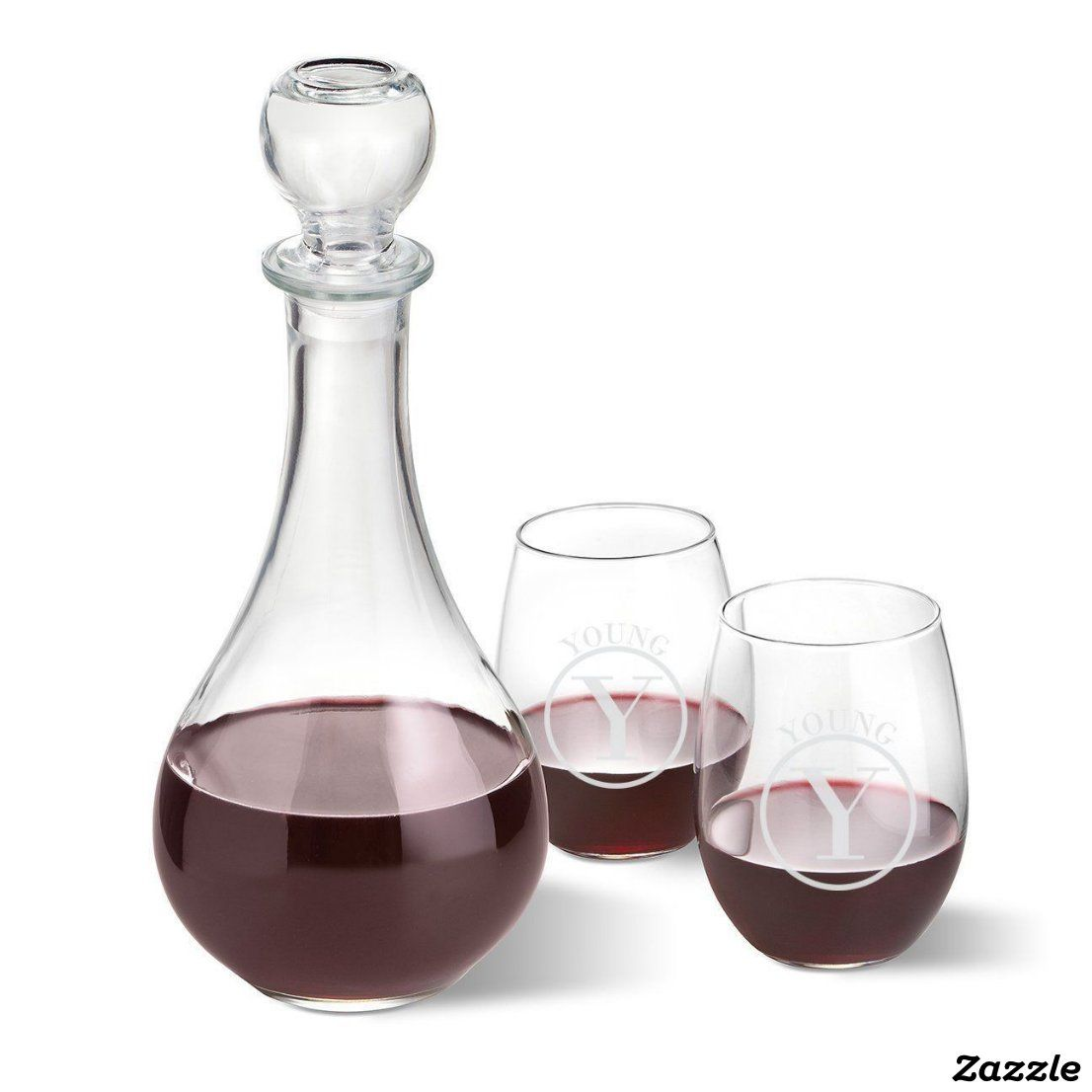 Pin On Personalized Decanters Glasses