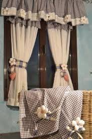 Resultado de imagen para tende cucina stile shabby | cortinas ...