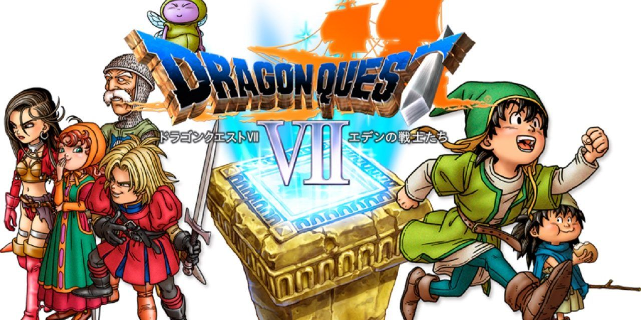 Dragon Quest VII is a great RPG on the go Dragon quest