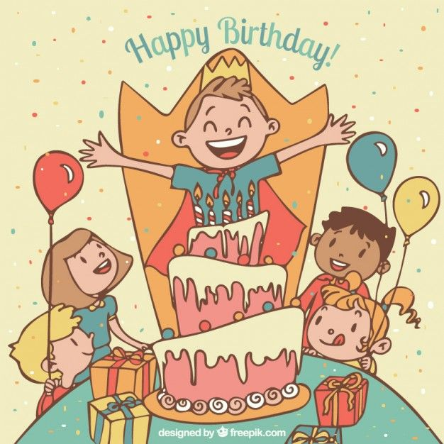 Happy Birthday Card Template   Tarjetas de Cumpleaños Happy - birthday card template