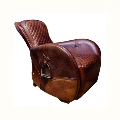 timothy oulton saddle chair chairs furniture homes of elegance - Saddle Chair