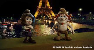 OS SMURFS 2 estreia em todo o Brasil no dia 02 de agosto ~ Cine Planeta
