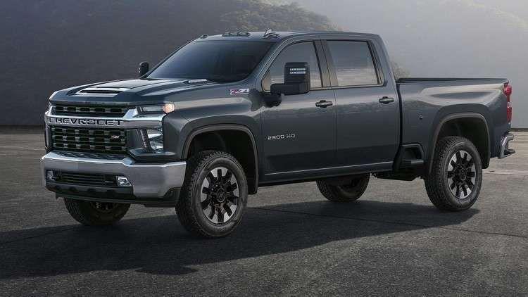 شفروليه تطلق Silverado الجديدة كليا Chevrolet Silverado
