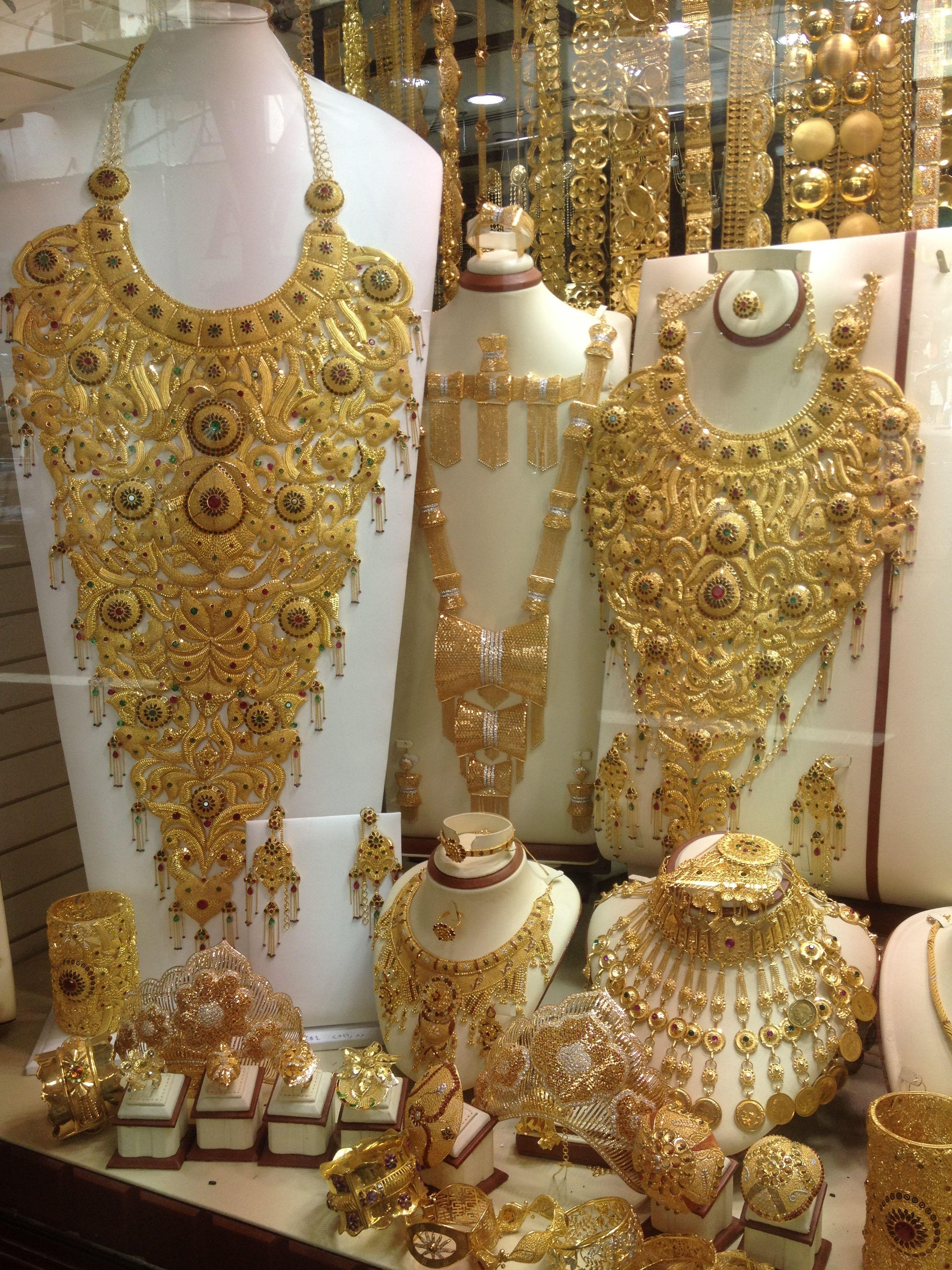 Gold Souk Dubai Street Shopping Dubai Gold Jewelry Gold Souk Dubai Gold Souk