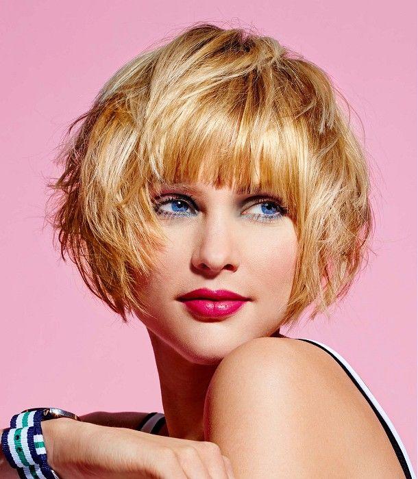 Tchip Coiffure Short Blonde Hairstyles Hair Styles Short Blonde Hair Straight Blonde Hair