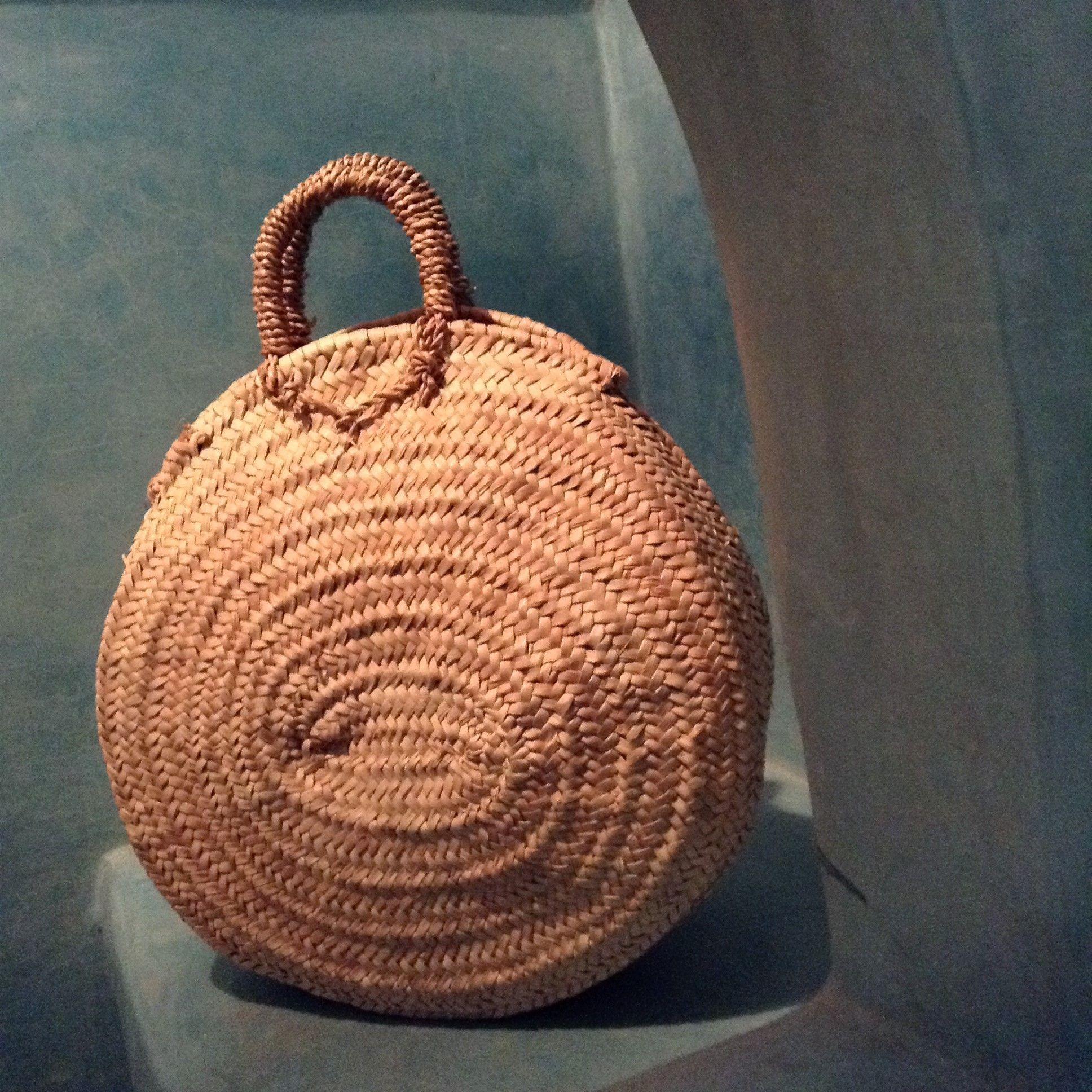 Panier ethnique - LA FIBULE - Artisanat d'art marocain depuis plus de 25 ans - Besançon.