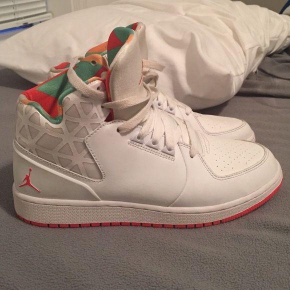 6f11b68c912e8a Jordan 1 flight 3 premium BG Good casual shoes Jordan Shoes Sneakers