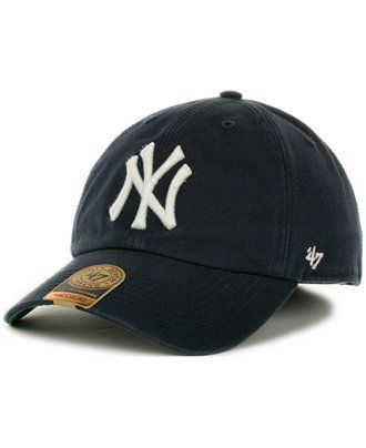 47 Brand New York Yankees Franchise Cap - Sports Fan Shop By Lids - Men -  Macy s.   dfb7bdf53d5