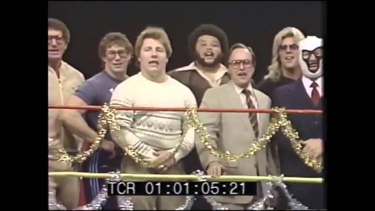 Merry Christmas from Georgia Championship Wrestling | wrestling ...