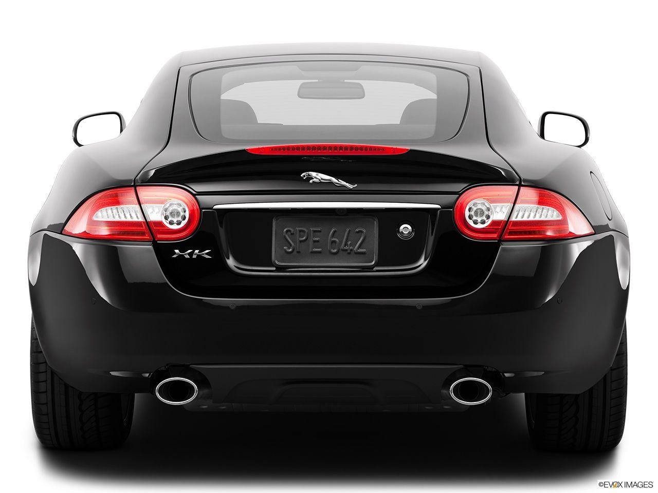 2014 jaguar xk coupe xkr s front angle view