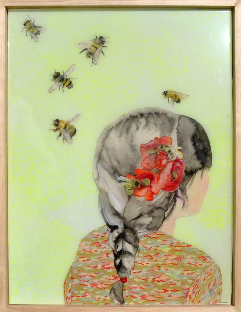 Primavera - Lisa Krannichfeld; Painting