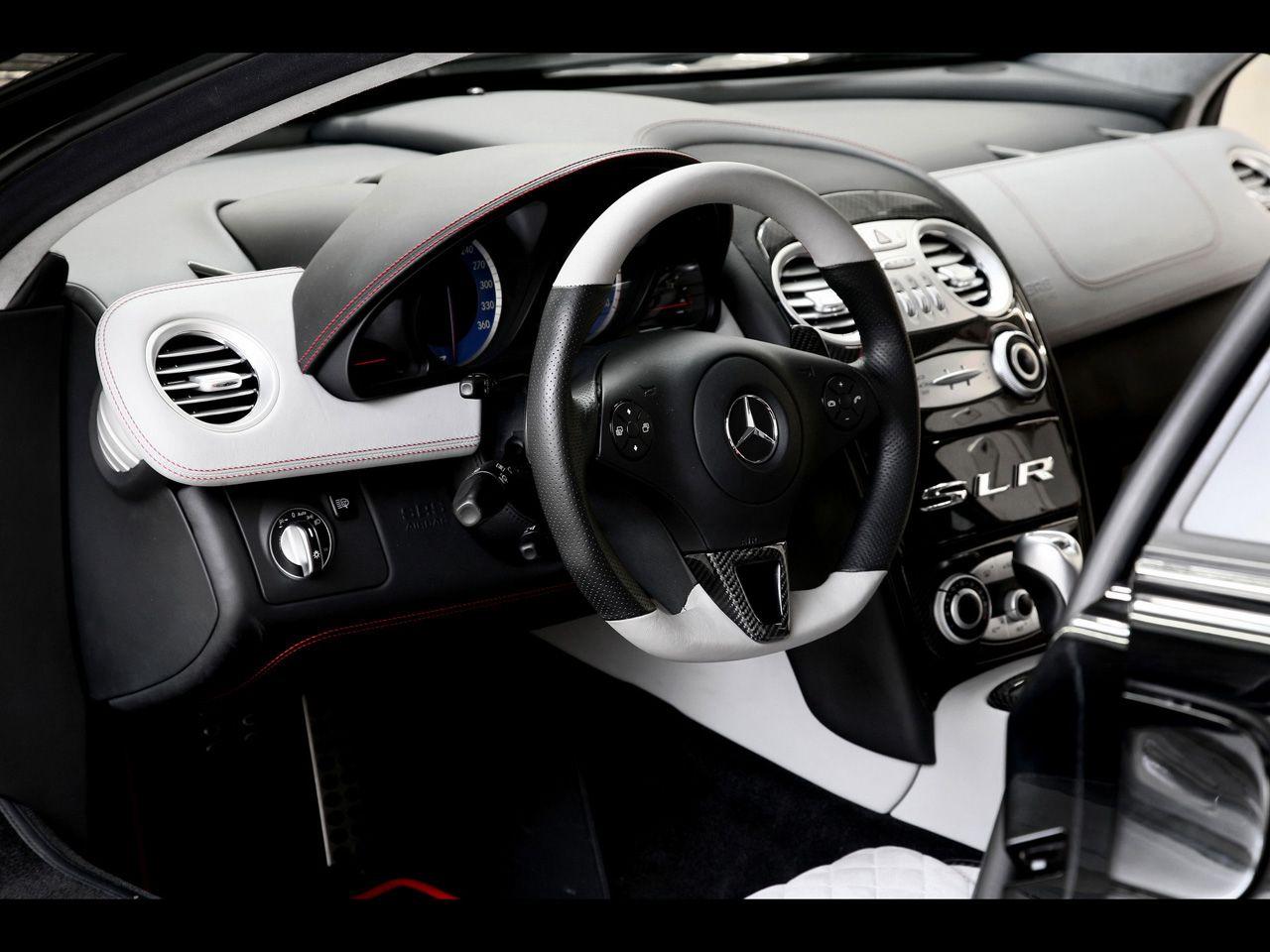 2012 Wheelsandmore Mercedes Benz Slr Mclaren 722 Epochal