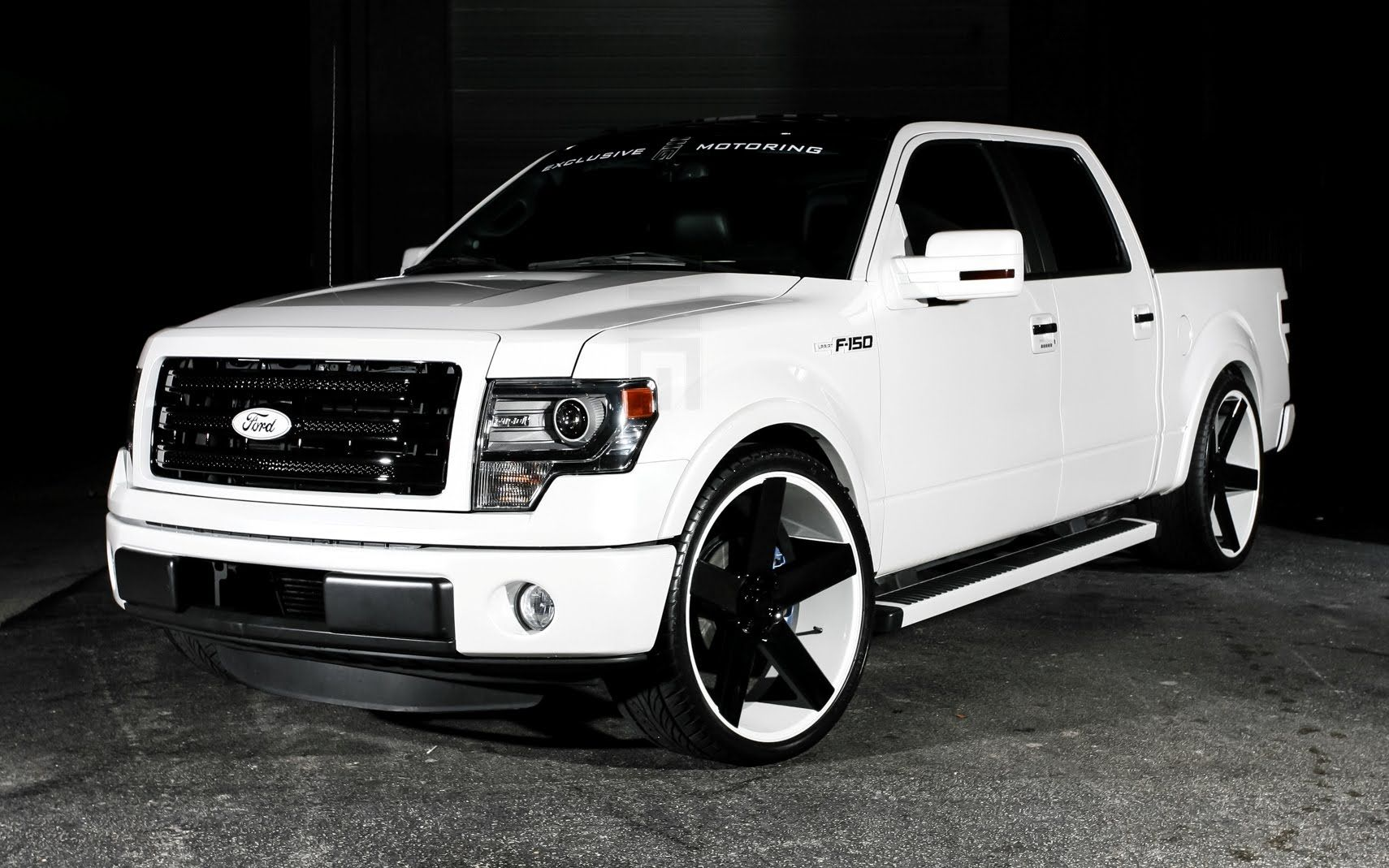 2014 ford f 150 pickup truck by exclusive motoring
