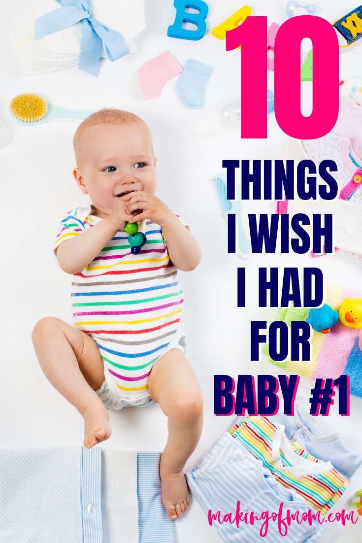 10 Things I Regret NOT Buying for My Baby | Infant ...