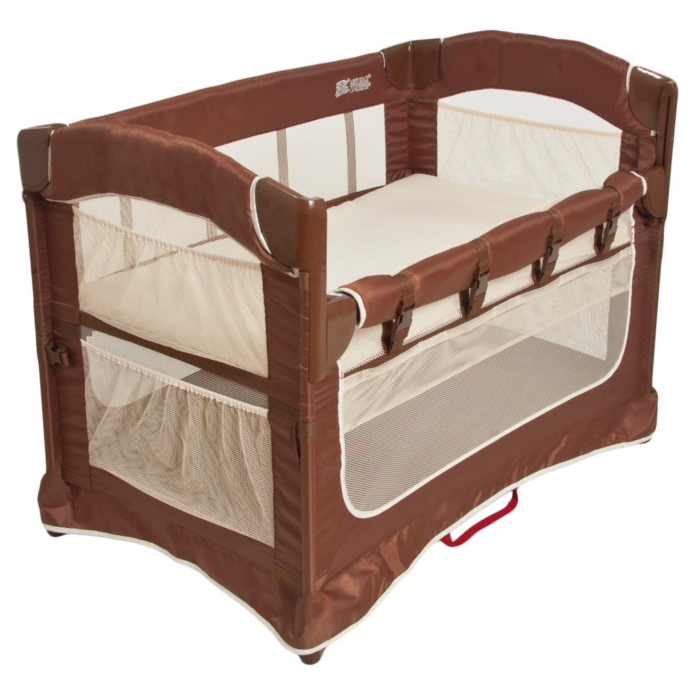 Arm's Reach Ideal Ezee 3in1 CoSleeper Cocoa