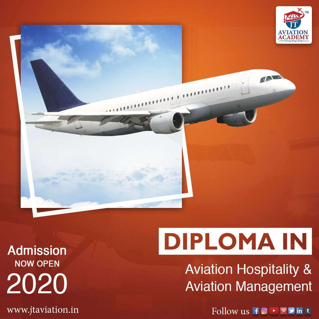 Sharpen your hospitality and management skills in aviation