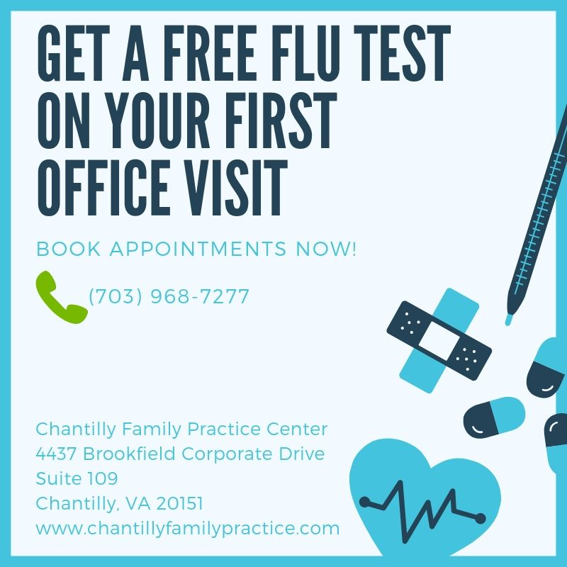 Pin on Chantilly Family Practice Center