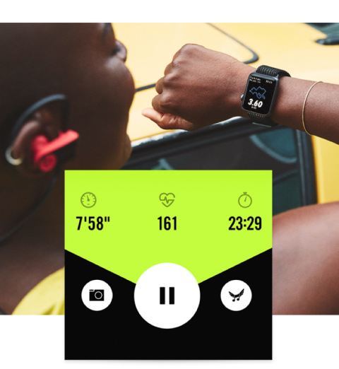 Marcar Monetario Rechazar  Nike+ Running App for iPhone & Android. Nike.com (UK) | Nike, Running, App