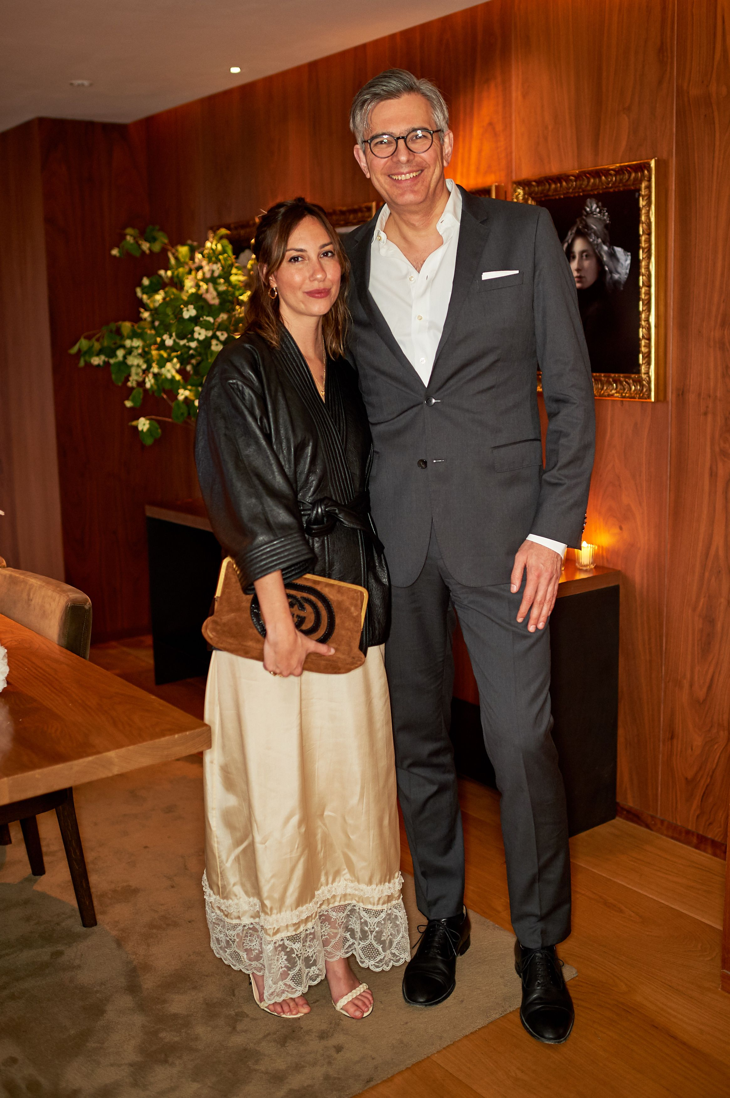 3d79cbee4b Gia Coppola and Michael Kliger at the launch event of THE ALBUM.  #mytheresaTHEALBUM #mytheresa