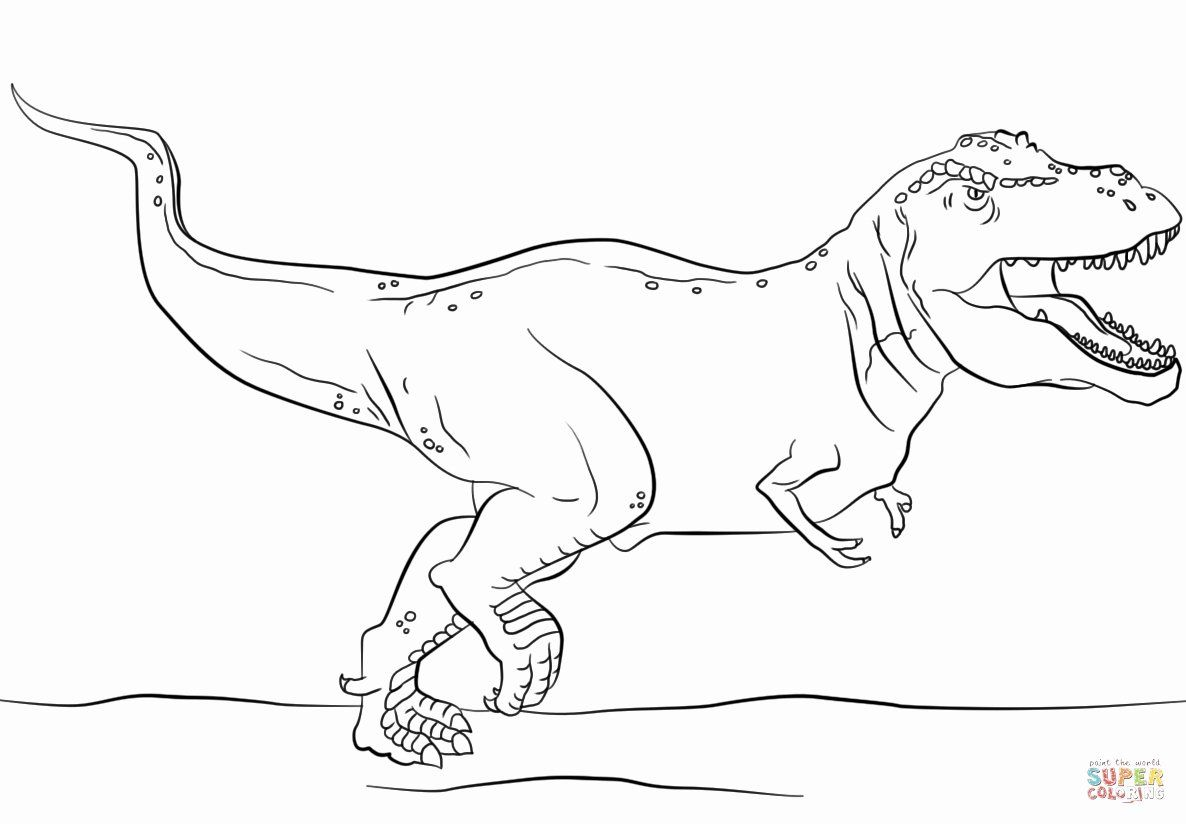 Indominus Rex Coloring Page Inspirational Jurassic World