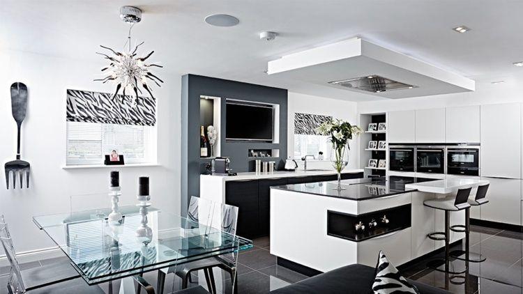 Image result for kücheneinrichtung ideen | Hügel-Loft | Pinterest