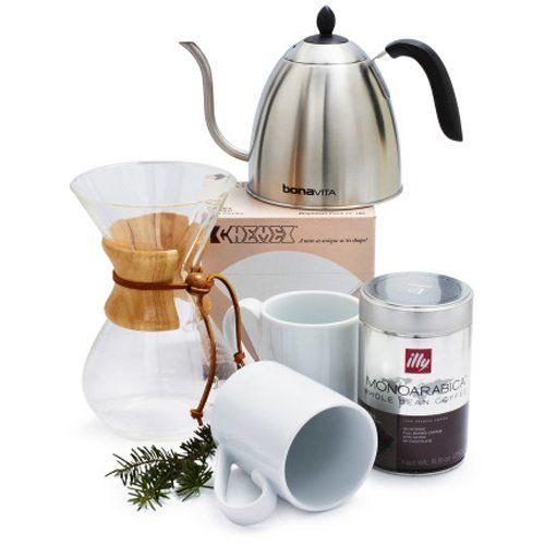 Sur La Table Chemex Coffee Gift Set Slt Kit List Price 119 70